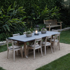 Traditional Exterior by MTLA- Mark Tessier Landscape Architecture