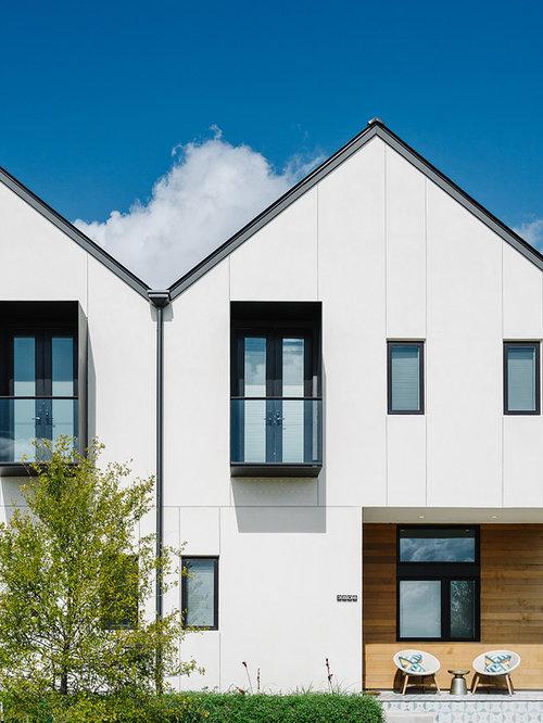 30 Trendy Scandinavian Vinyl Exterior Home Design Ideas - Pictures ...