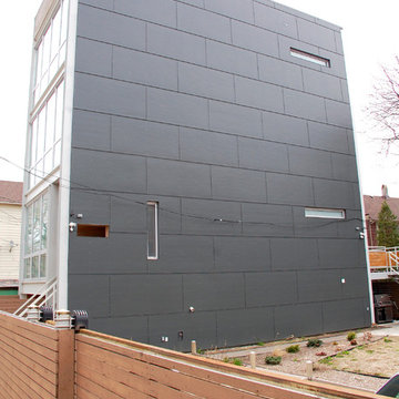 Multi-Family Project Chicago, IL James Hardie Siding