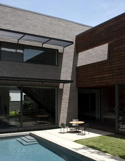 Modern Exterior by Workshop M Architecture