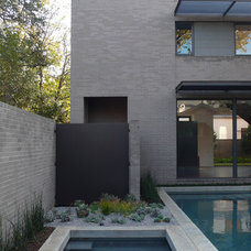 Contemporary Exterior by Workshop M Architecture