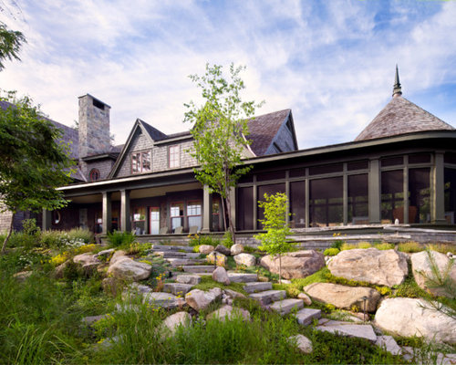 Stupendous Muskoka Cottage Waterfront Landscaping Ideas Pictures Remodel Largest Home Design Picture Inspirations Pitcheantrous