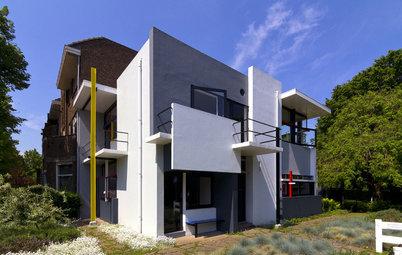 絶対に知っておきたい名作住宅:リートフェルトのシュレーダー邸
