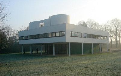 絶対に知っておきたいモダニズムの傑作住宅:サヴォア邸