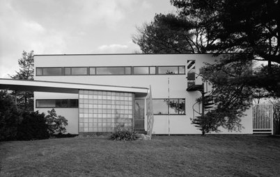 Must-Know Modern Homes: Gropius House