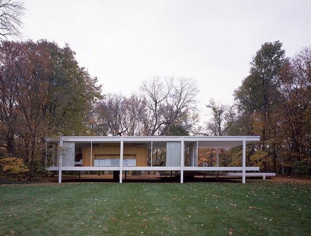 MustKnow Modern Homes Edith Farnsworth House