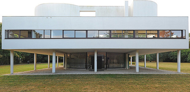 Must-Know Modern Home: Villa Savoye