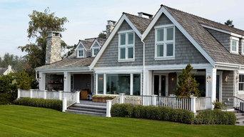 Mutiny Bay Waterfront Residence, Whidbey Island WA