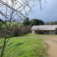 Farmhouse Exterior by Jeni Lee