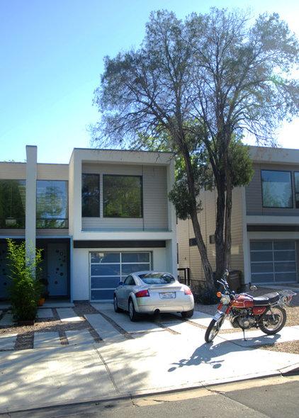 Modern Exterior by Kara Mosher