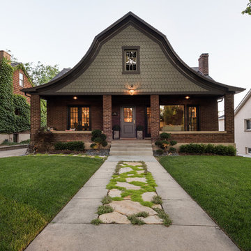 My Houzz: Charming Update for a 1920s Bungalow in Salt Lake City