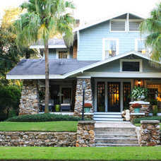 Transitional Exterior by Mina Brinkey