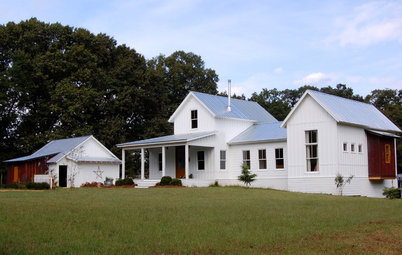 My Houzz: Colorful and Clever DIY Touches Fill an Alabama Farmhouse