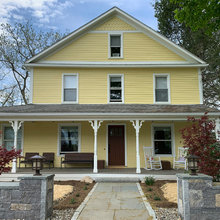 My Houzz: Contemporary Style in a 1909 Massachusetts Home