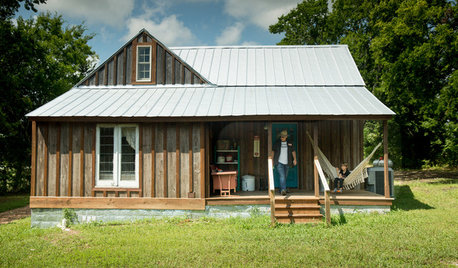 My Houzz: Eclectic Vintage Charm in a Family's Texas Farmhouse