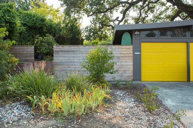 Eclectic Exterior by Margot Hartford Photography