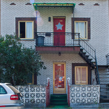 My Houzz: Rustic and Recycled Style in Montreal