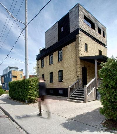 Klassisch modern Häuser by Andrew Snow Photography