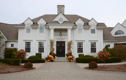 My Houzz: Traditional Style Shines in a Connecticut Home