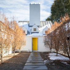 Farmhouse Exterior by Jason Snyder