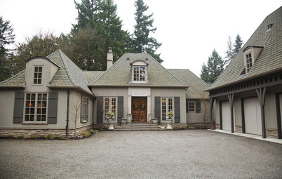 My Houzz: Whimsical Chateau in the Pacific Northwest