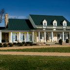 Charlotte Entry Garden Farmhouse Exterior Burlington