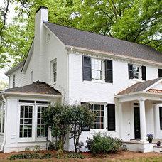 Farmhouse Exterior by Pace Development Group, Inc.