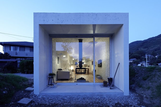 Modern Exterior By No555