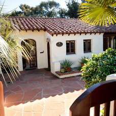 Mediterranean Exterior by Priority 1 Project Management