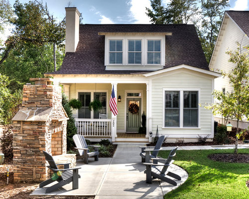 small traditional exterior