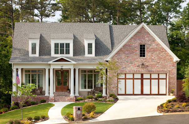 Traditional Exterior by Bret Franks Construction, Inc.