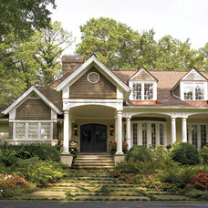 Traditional Exterior by Home Rebuilders