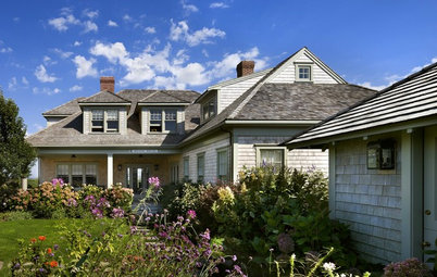 Houzz Tour: Relaxed Shingle-Style Retreat on Nantucket