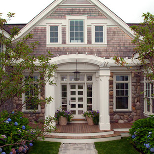 Nantucket Residence Front Entry