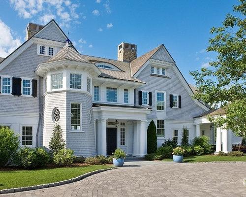 foto e idee per facciate di case facciata di una casa
