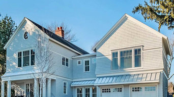 Nantucket Style Addition - Exterior
