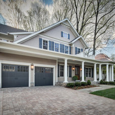 Traditional Exterior by Jeffco Development Corporation