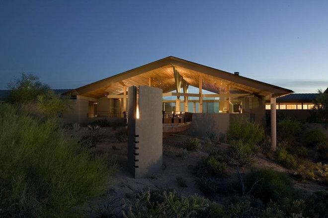 Contemporary Exterior Narula / Desert Mountain / Scottsdale