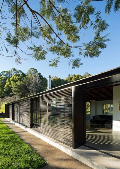 Contemporary Exterior by Australian Institute of Architects