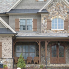 Craftsman Exterior by Built Strong Renovations LLC