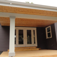 Traditional Exterior by Lifetime Remodeling Systems
