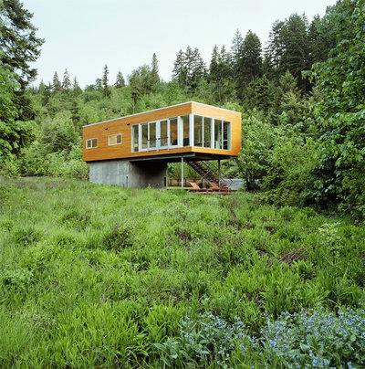 Modern Exterior by Paul McKean architecture llc