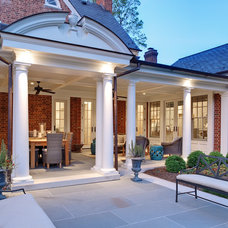 Traditional Exterior by Visible Proof