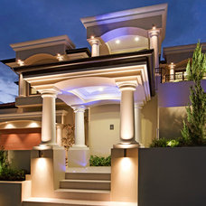Mediterranean Exterior by Imperial Homes Qld Pty Ltd