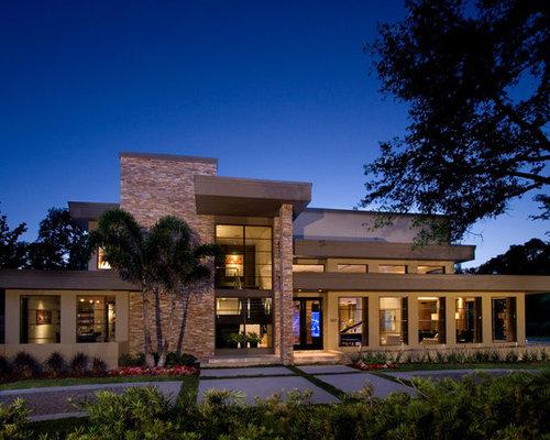 Cabina Armadio Moderna Orlando : Foto e idee per facciate di case facciata di una casa moderna