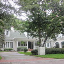 Traditional Exterior by Walsh Krowka & Associates, Inc