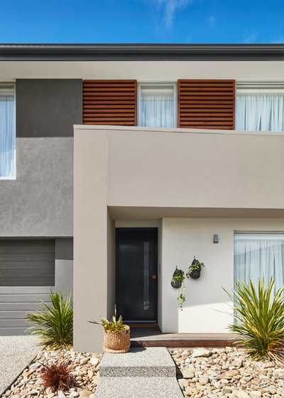 Modern Exterior by Dulux Paint