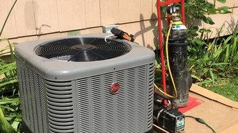 New AC Install 7/2/15