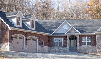 New Albany Traditional Custom Home Design