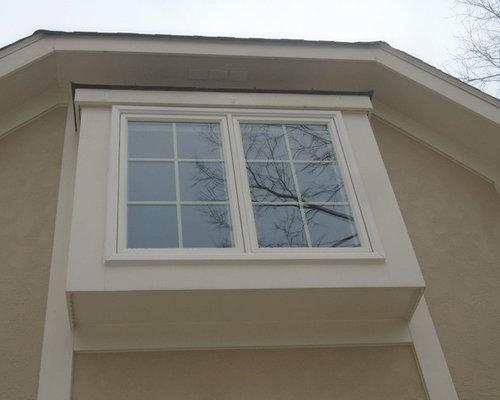 New Andersen Windows 400 Series With Colonial Pine Window Trim
